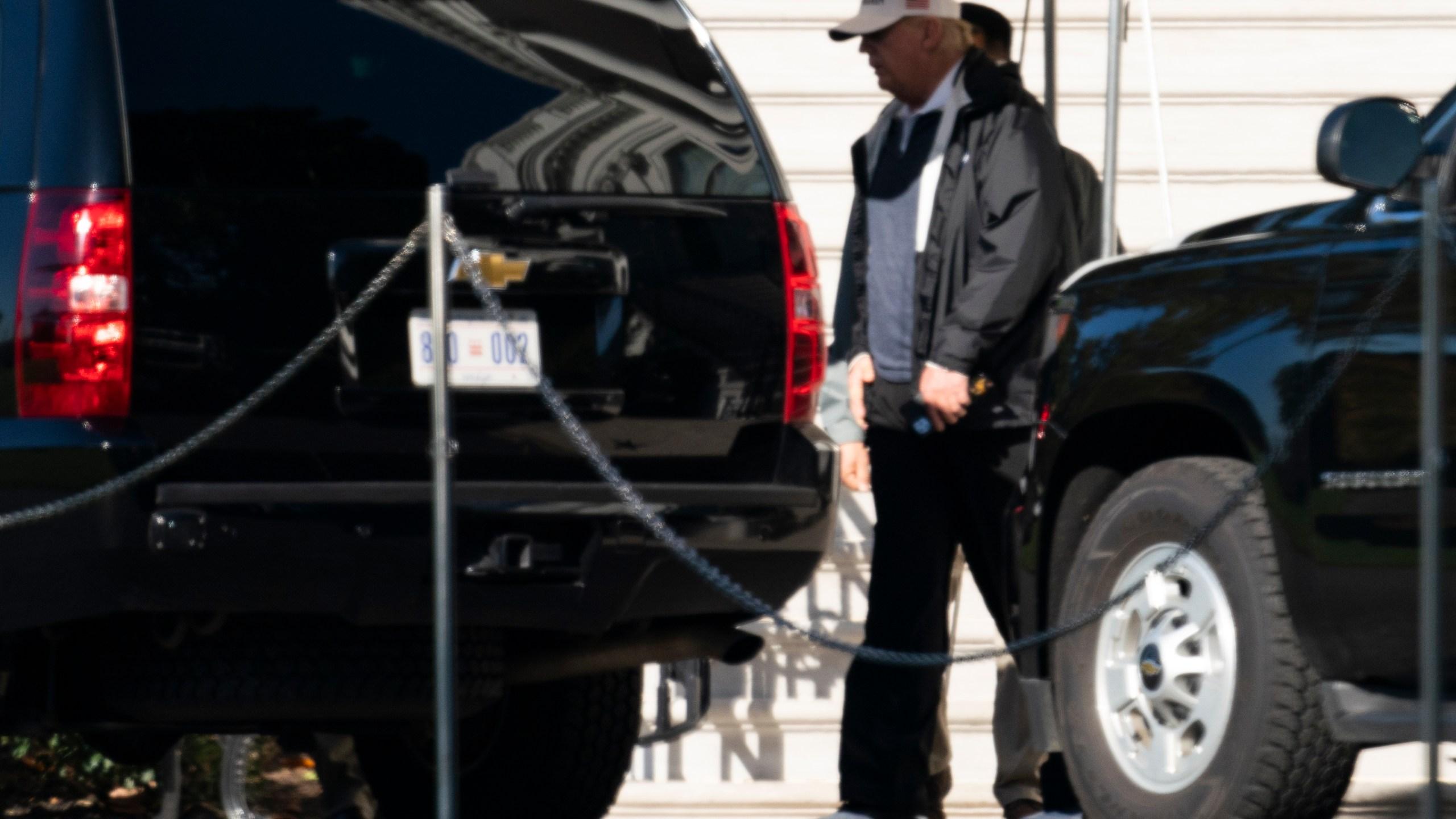 2020 Latest: Trump, GOP sue in Arizona over ballot handling