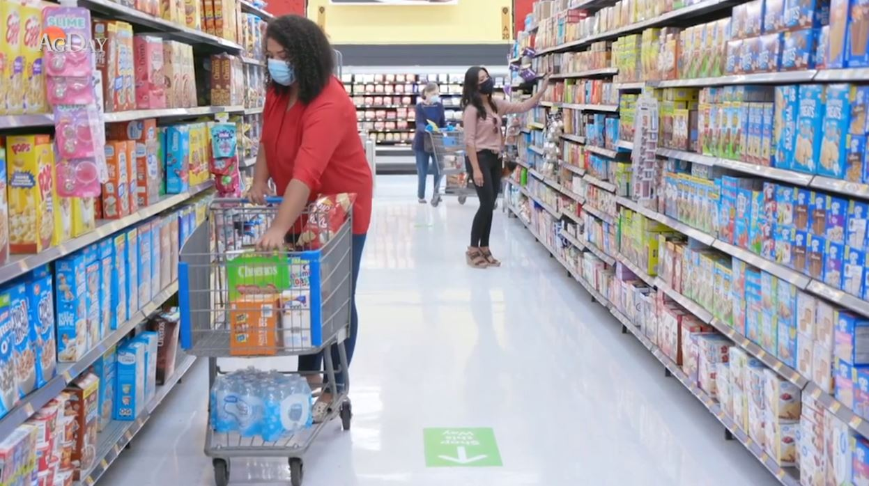 Big Buying Is Happening Again at the Grocery Stores