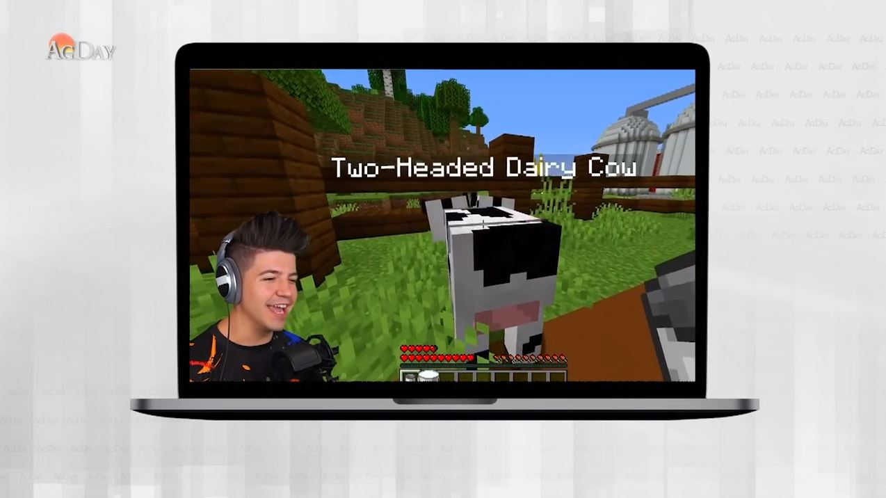 What do Dairy and Minecraft Have in Common?