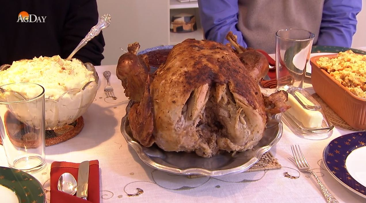 THANKSGIVING MEAL WILL COST YOU LESS THIS YEAR