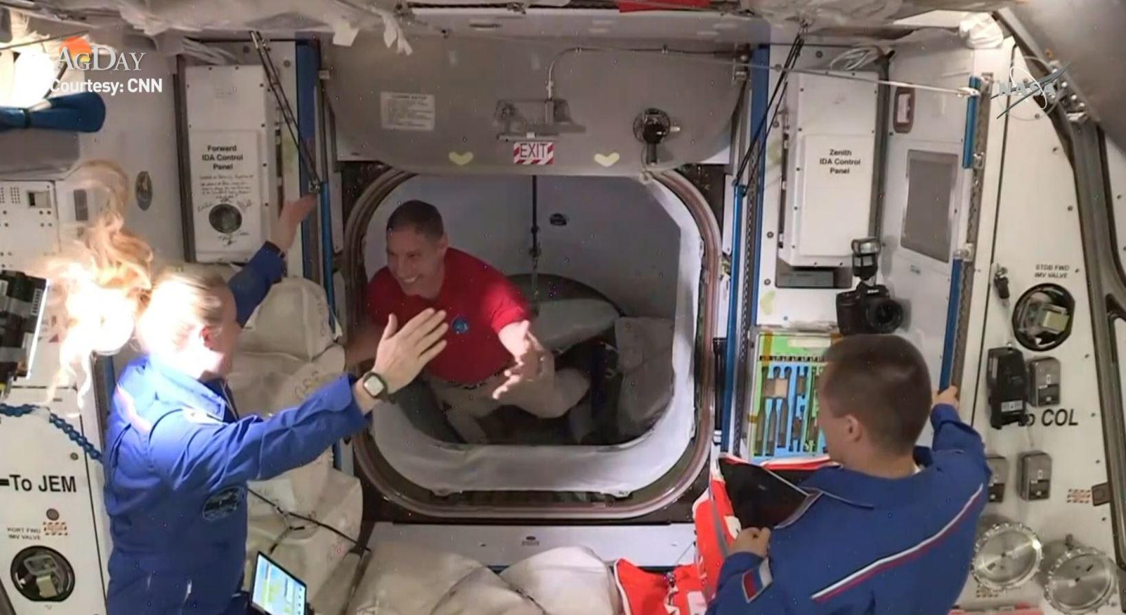 Farm Kid in Space!