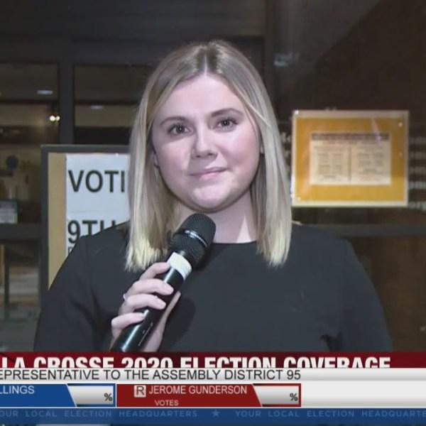 La Crosse 2020 election coverage