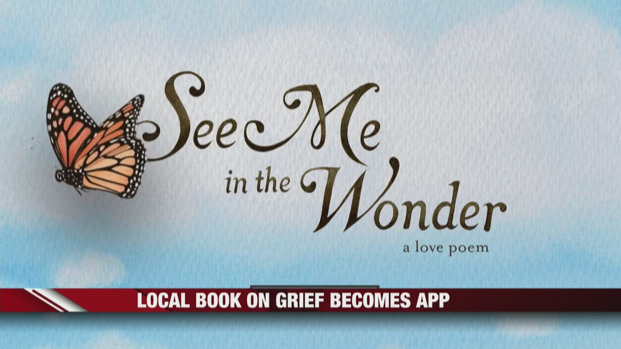 Local book on grief gets digital makeover
