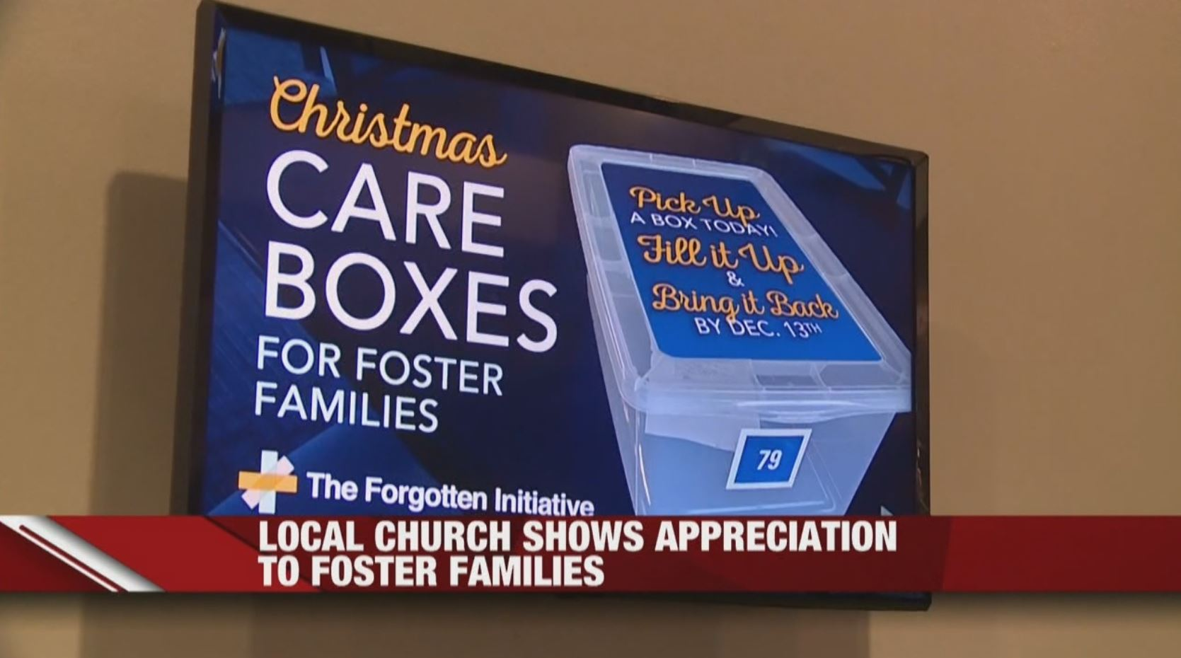 Eau Claire's Jacob's Well Church shows appreciation to foster families