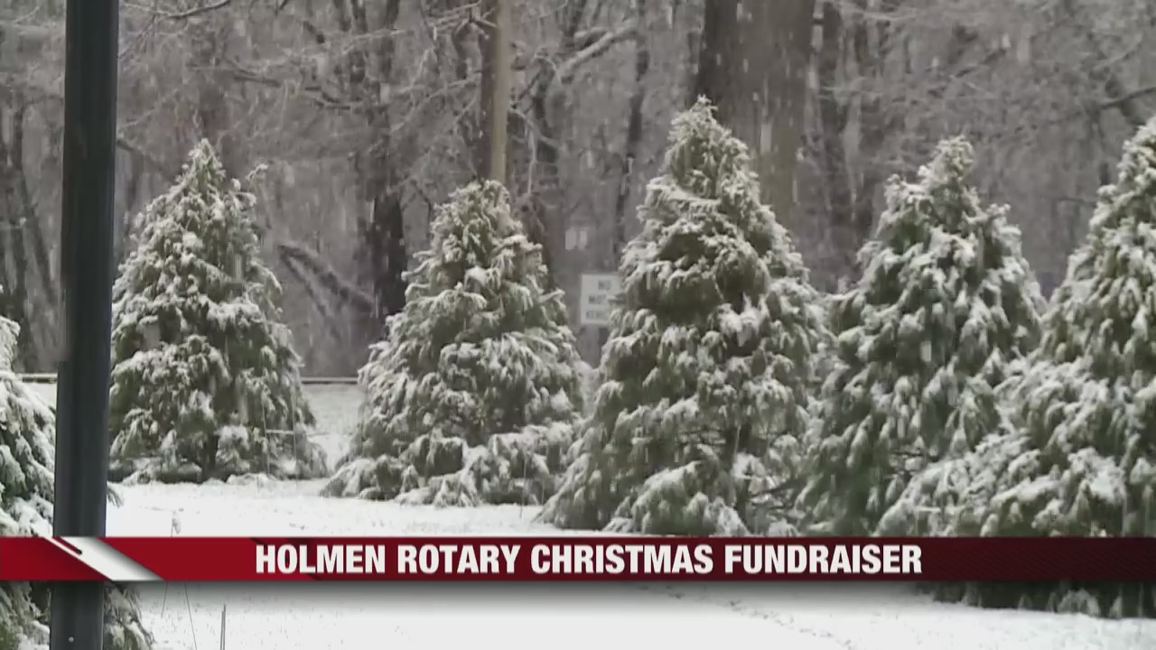 New Holmen Rotary Christmas Fundraiser
