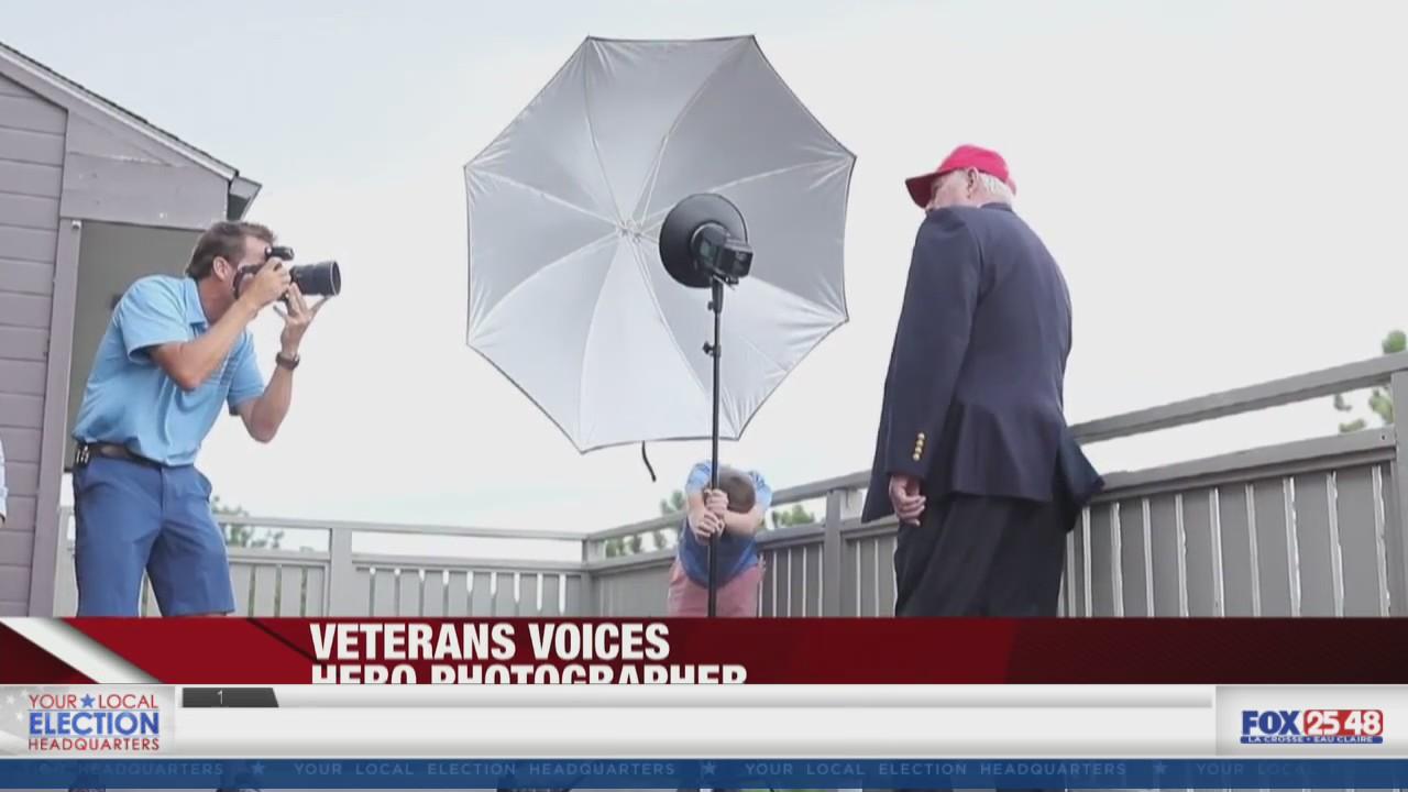 Veterans Voices Hero Photographer