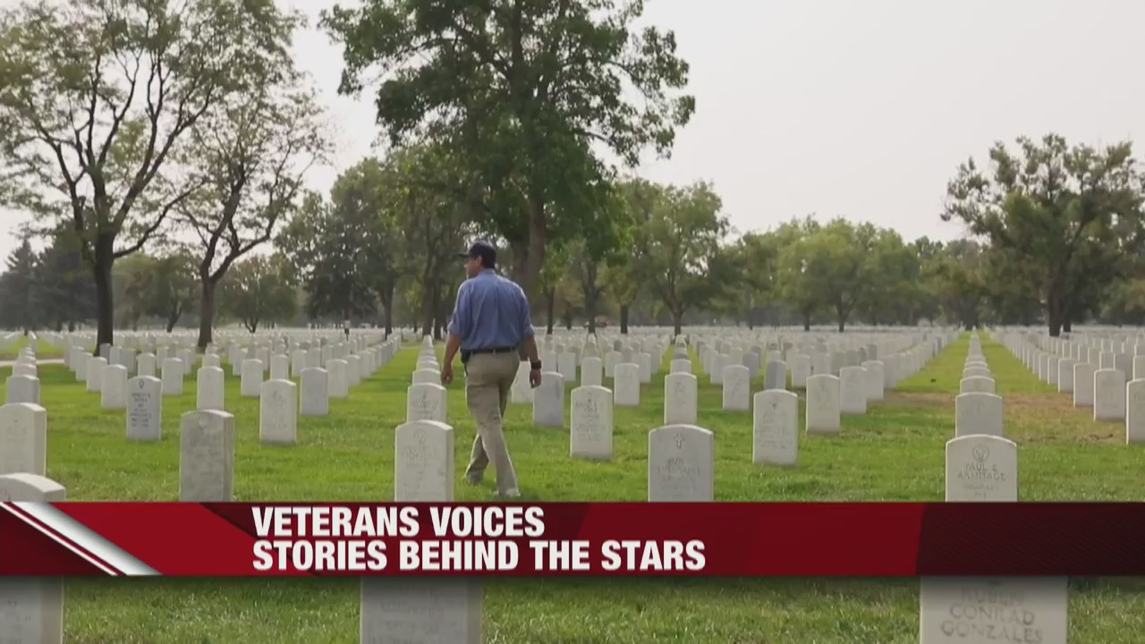 Veterans Voices Stories behind the Stars
