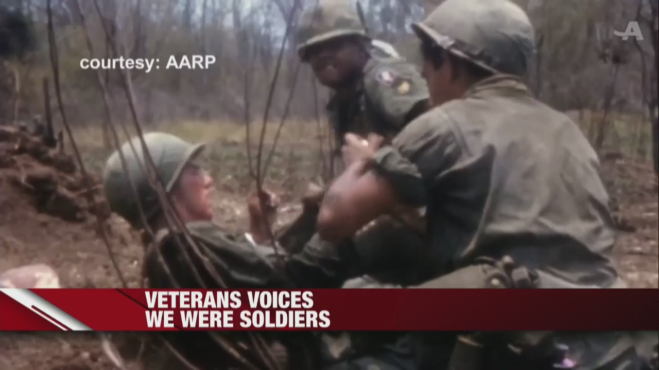 Veterans Voices 'We were soldiers'