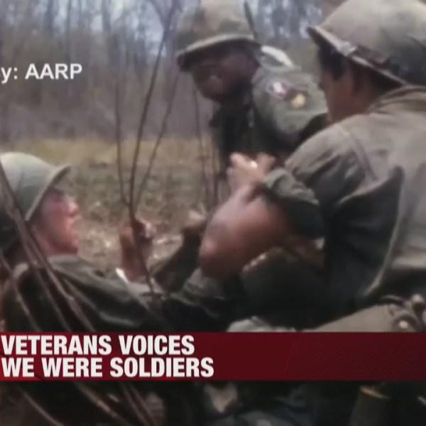 Veterans Voices 'We were soldiers'