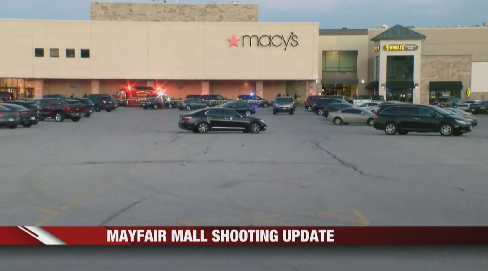 15-year-old arrested in connection with Mayfair Mall shooting