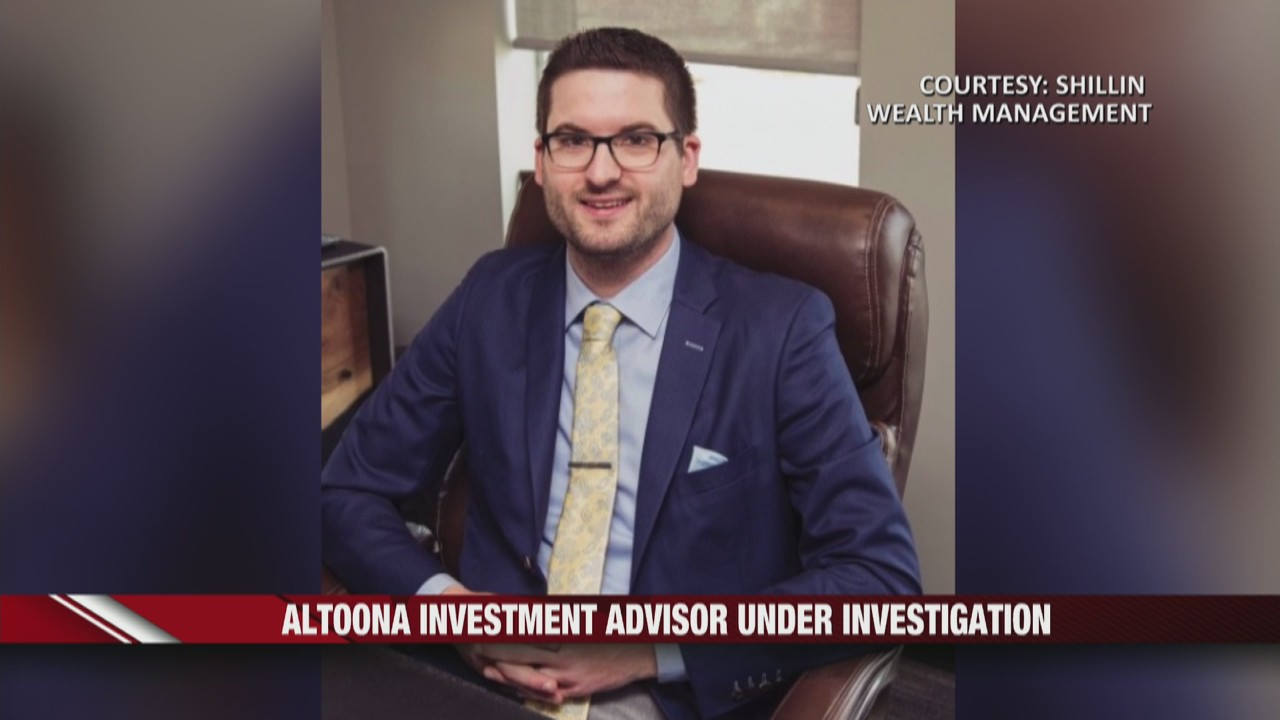 Altoona investment advisor under investigation