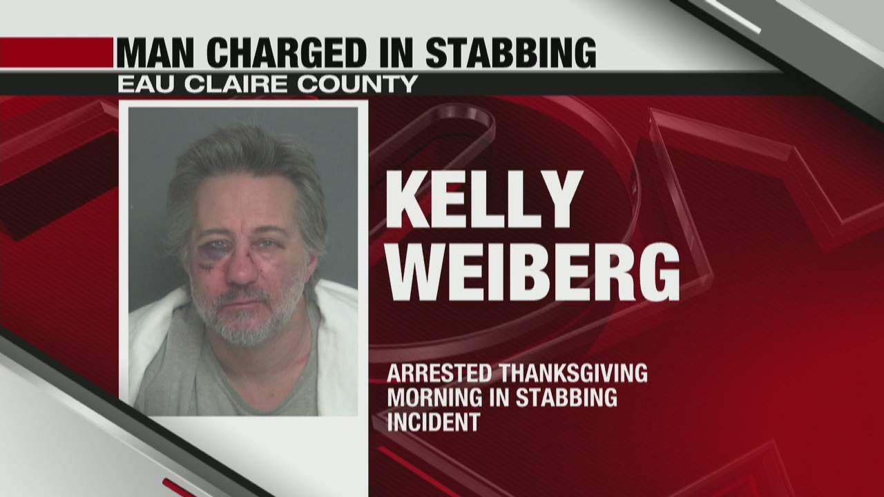 Eau Claire man charged in Thanksgiving stabbing