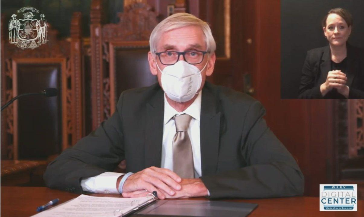 Evers calls on Legislature to pass COVID-19 bill first