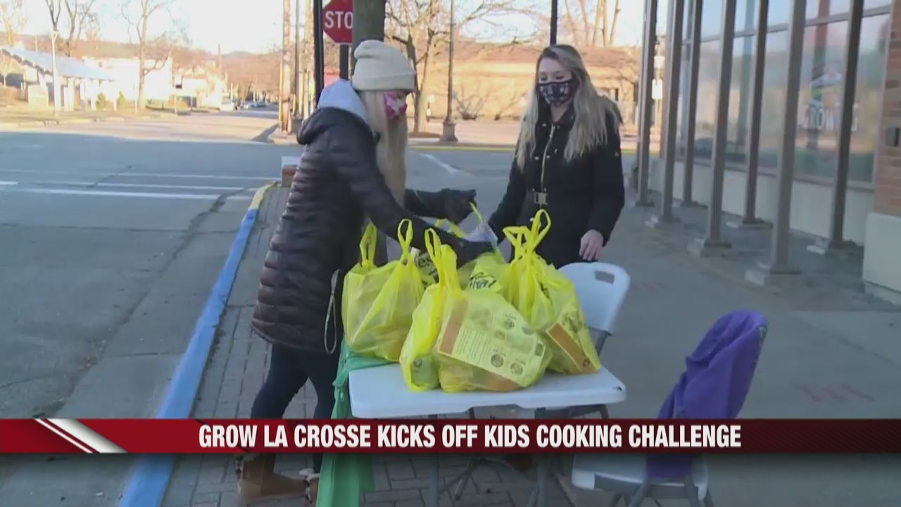 'Grow La Crosse' kicks off kids cooking challenge
