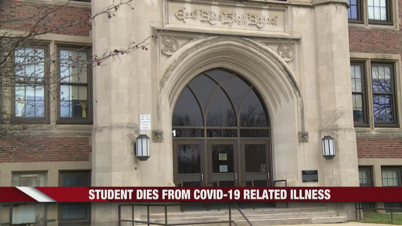 Madison high school student dies from COVID-19 related illness
