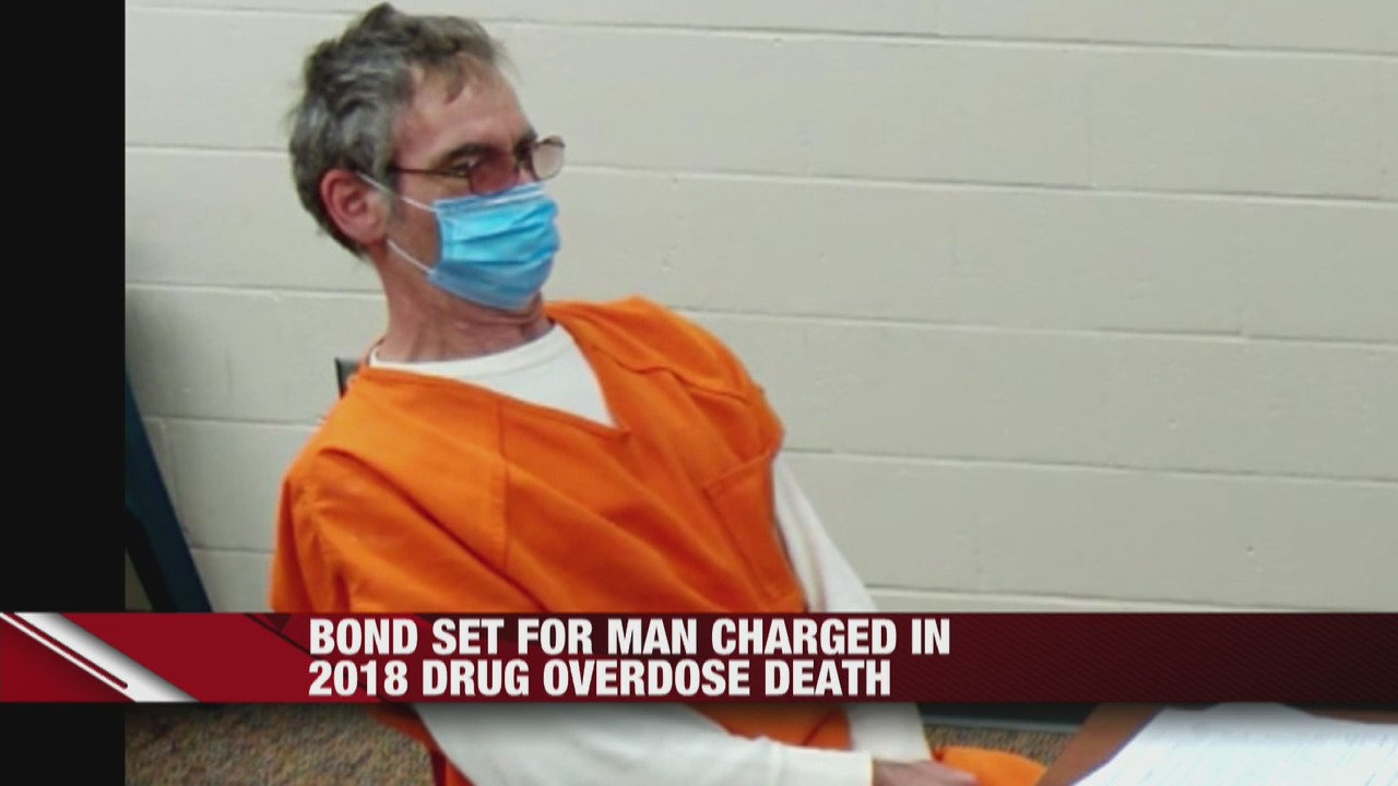 Bond set for man charged in 2018 Eau Claire drug overdose death