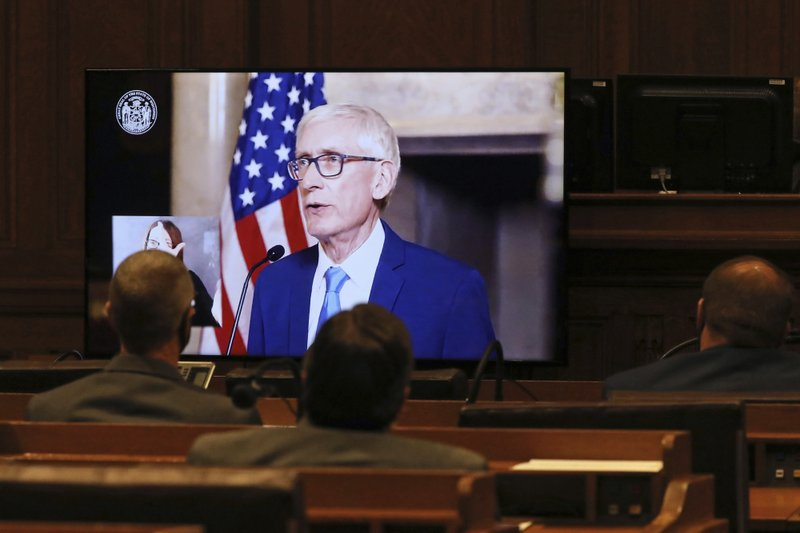 Evers targets broadband, fixing unemployment