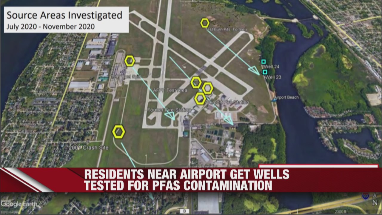 La Crosse County residents near French Island to get wells tested for PFAS contamination