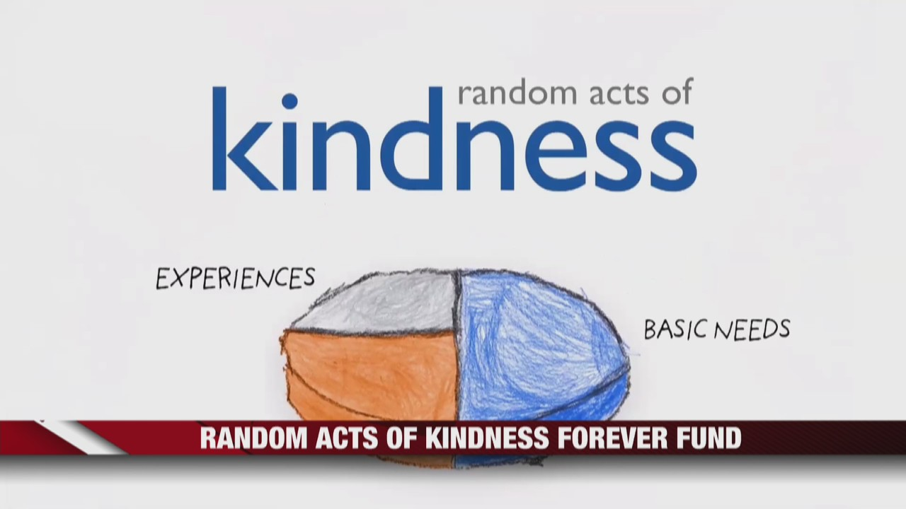 La Crosse's Random Acts of Kindness Forever Fund