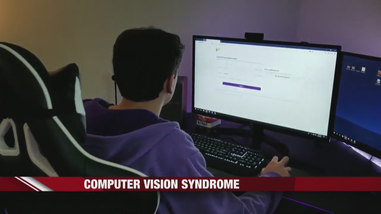 Local eye experts break down 'computer vision syndrome'
