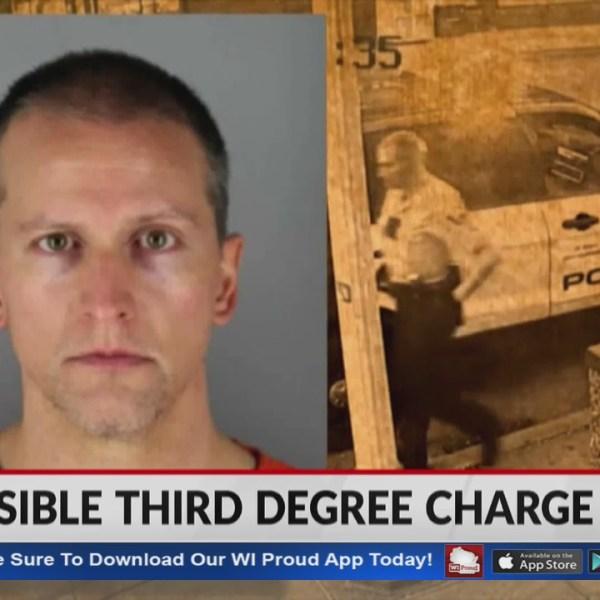 Adding third-degree murder to Derek Chauvin case improves prosecution's odds