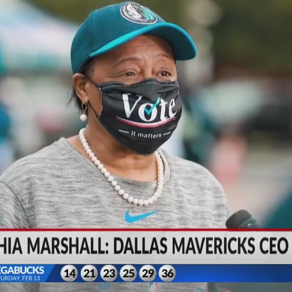 Honor black history: Cynthia Marshall, Dallas Mavericks CEO