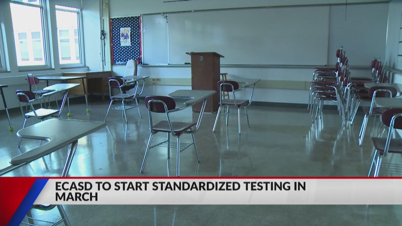 Eau Claire schools prepare for standardized tests during pandemic