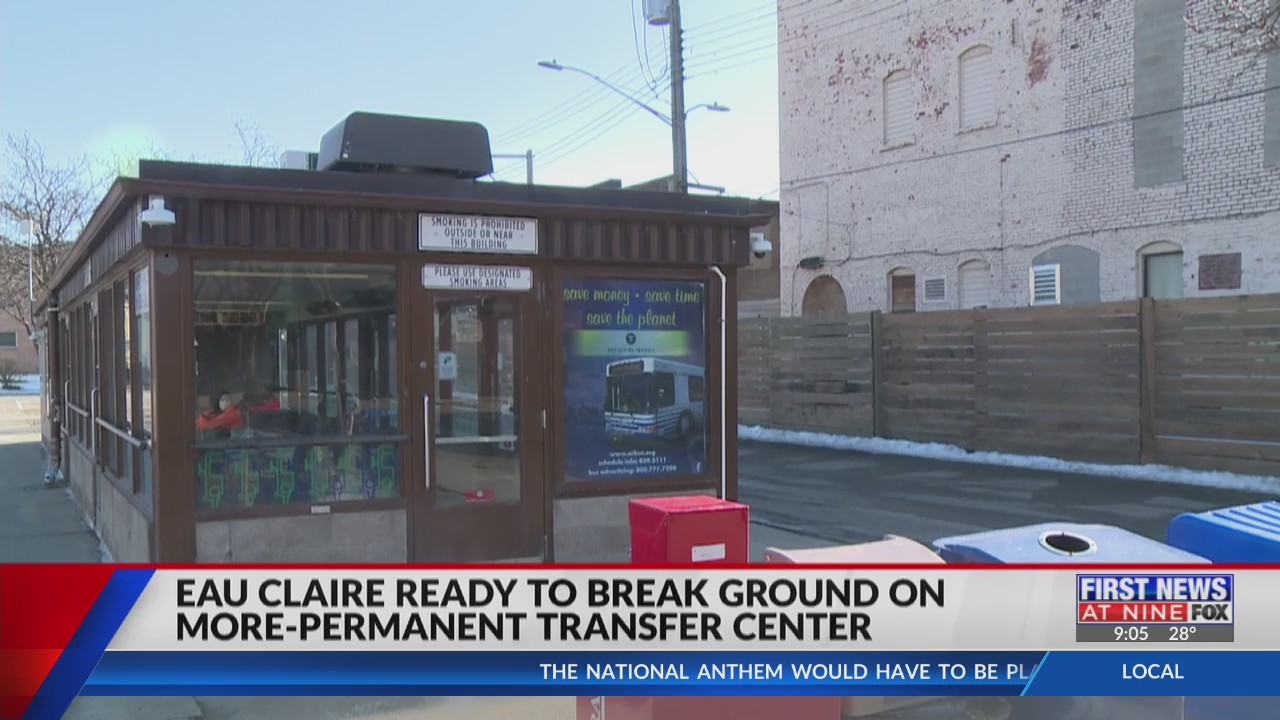 Eau Claire to break ground on new transit center later this year