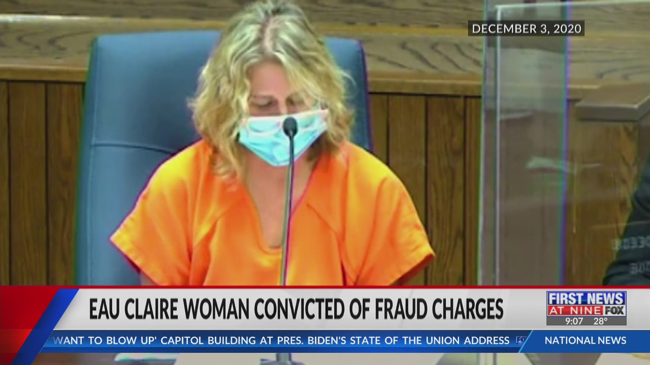 Eau Claire women convicted of fraud charges