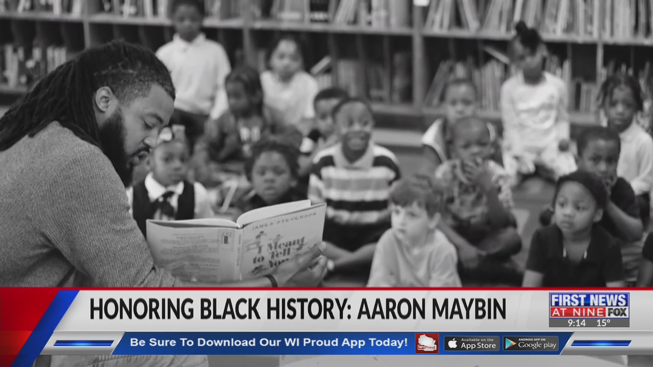 Honoring Black History Aaron Maybin