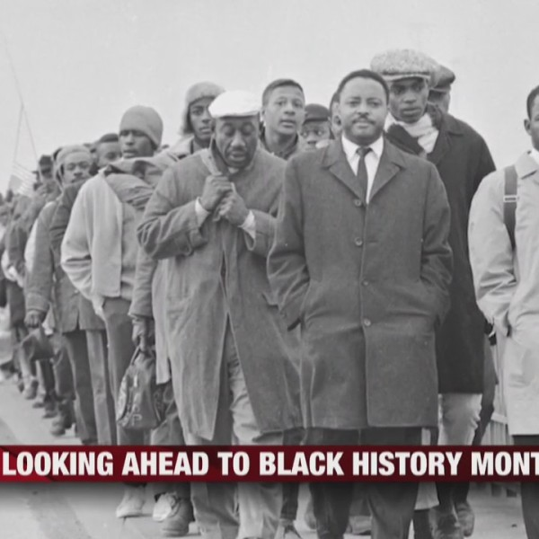 Looking ahead to Black History Month