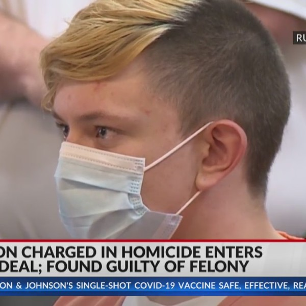 Person charged in Rusk County homicide enters plea deal; found guilt of felony