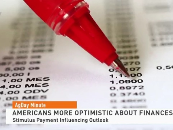 Americans Are More Optimistic About Their Finances