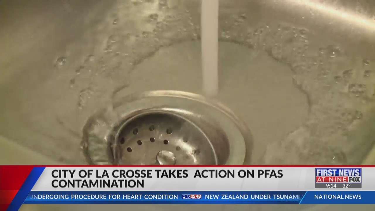 City of La Crosse takes action on PFAS contamination