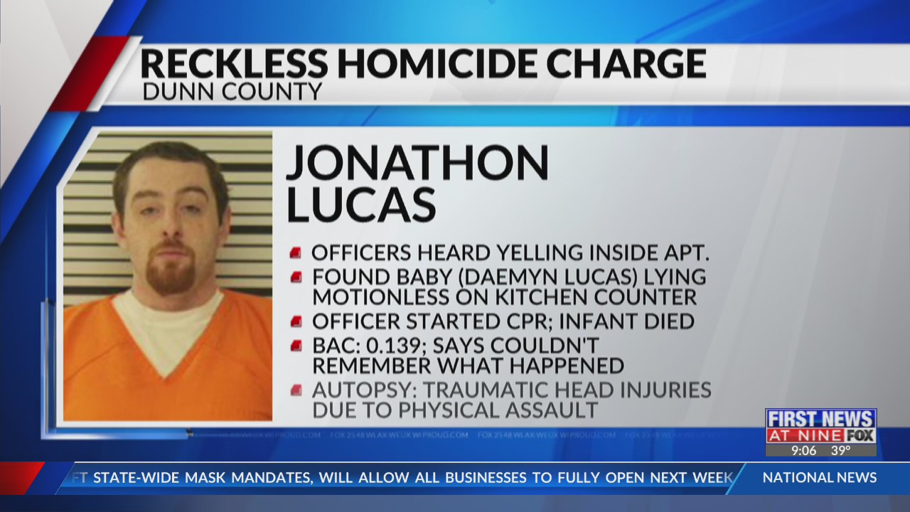Homicide investigation opened in Dunn County after six-week-old dies