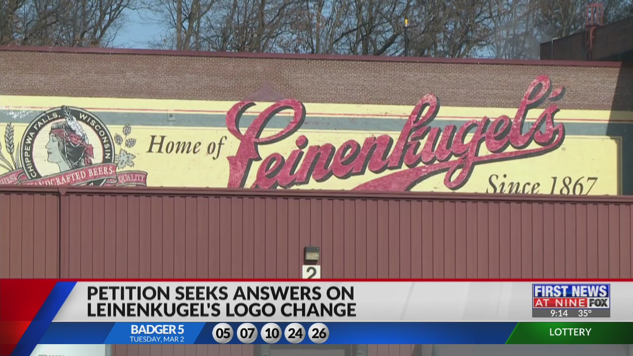 Petition seeks answers on Leinenkugel's logo change