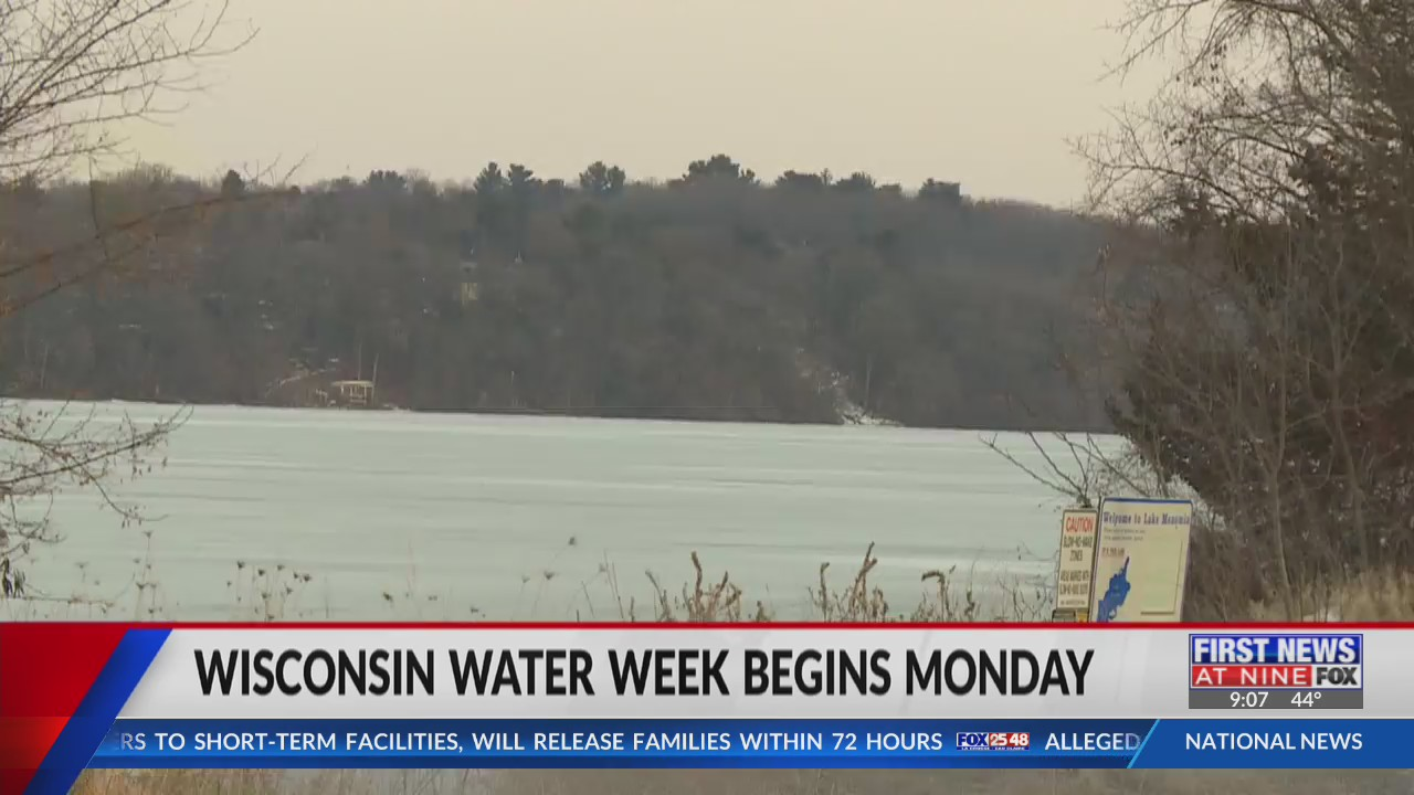 Wisconsin Water Week begins March 8