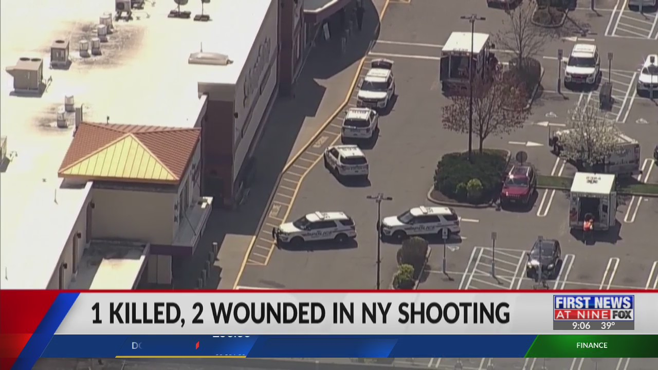 1 dead, 2 wounded in New York Long Island grocery store shooting