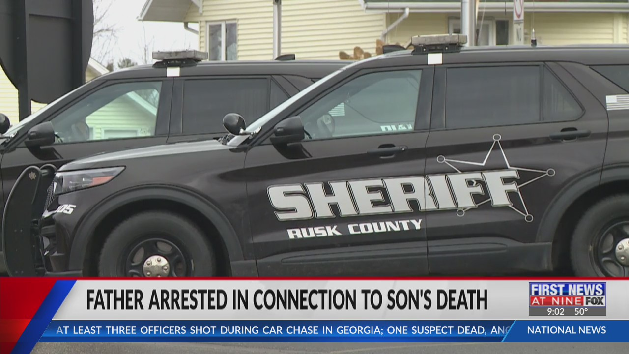 36-year-old man found dead in Rusk County, father in custody