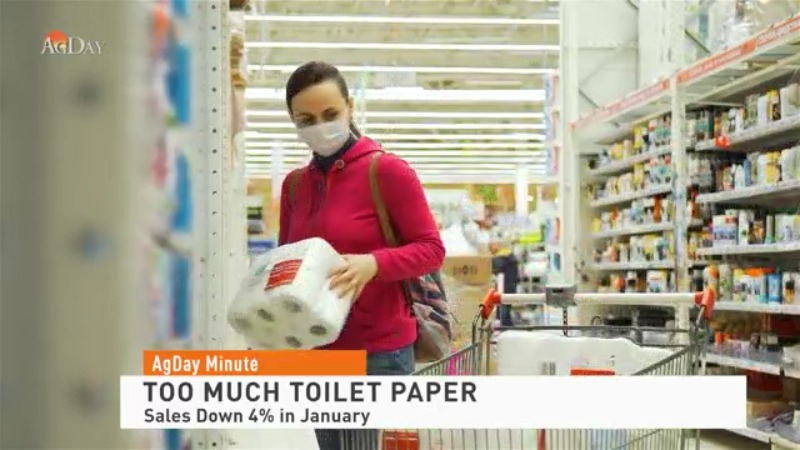 Americans Apparently Have Too Much Toilet Paper