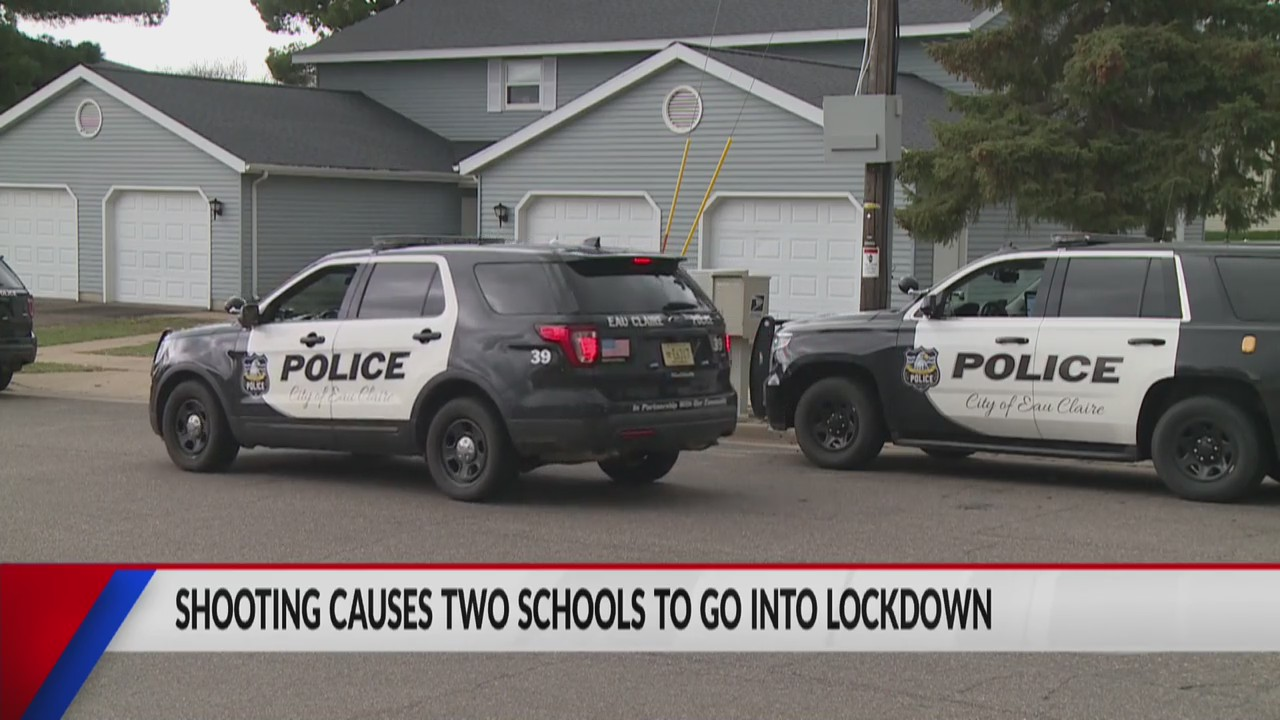 Eau Claire shooting causes two schools to go into lockdown