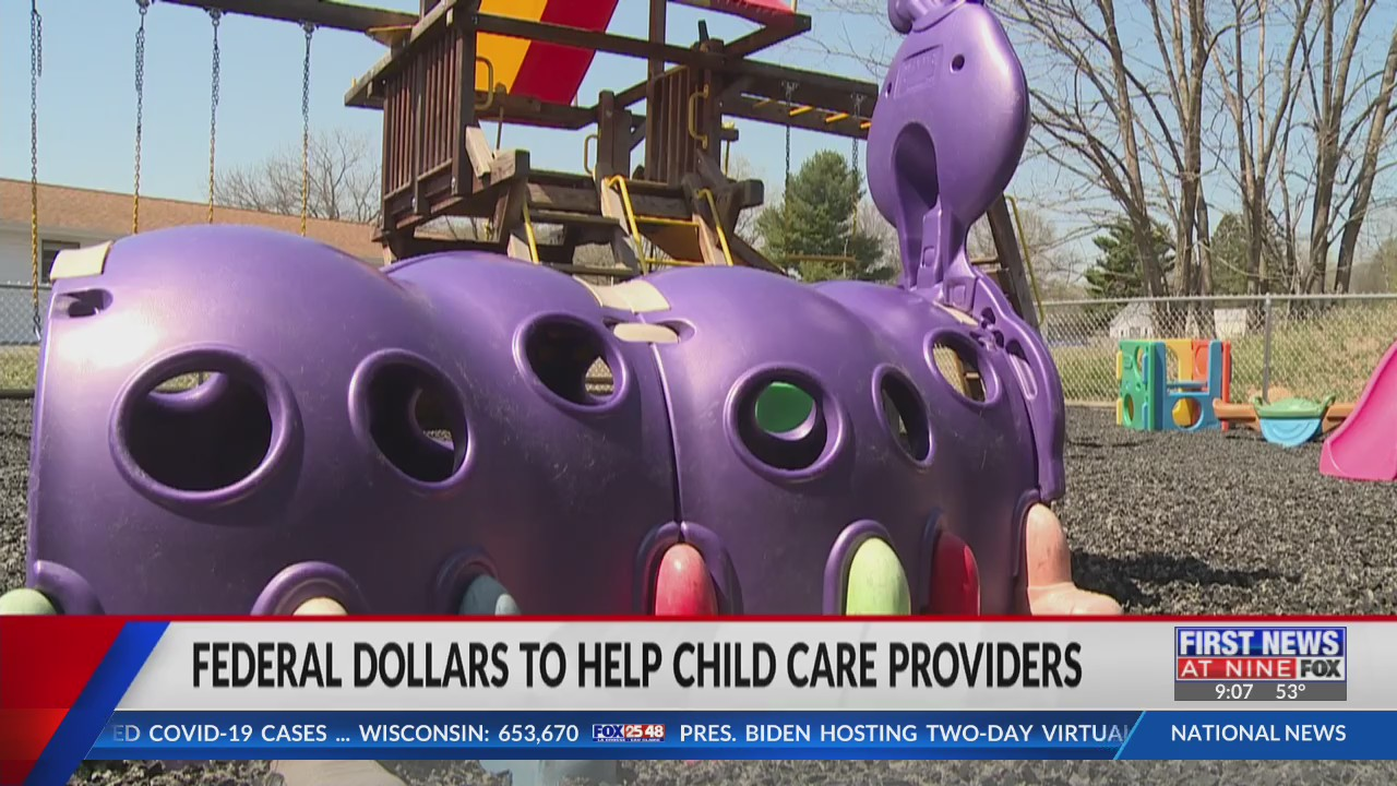Federal dollars to help Wisconsin child care providers, families