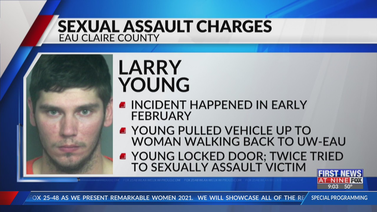 New charges filed against Menomonie man, accused of sexual assault