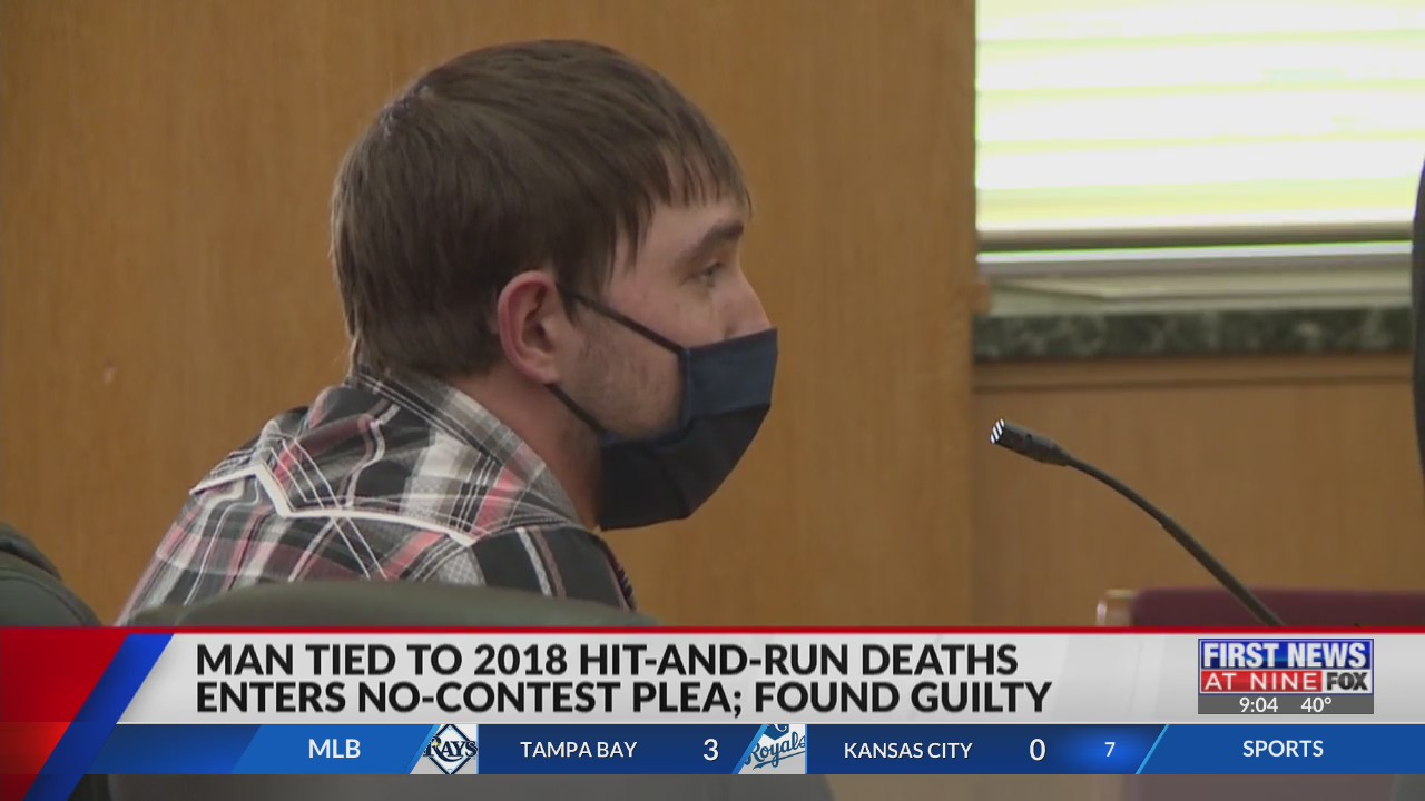 Passenger connected to 2018 deaths of three Girl Scouts and mother found guilty