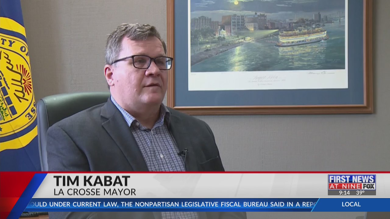 Tim Kabat reflects on eight years as La Crosse's mayor