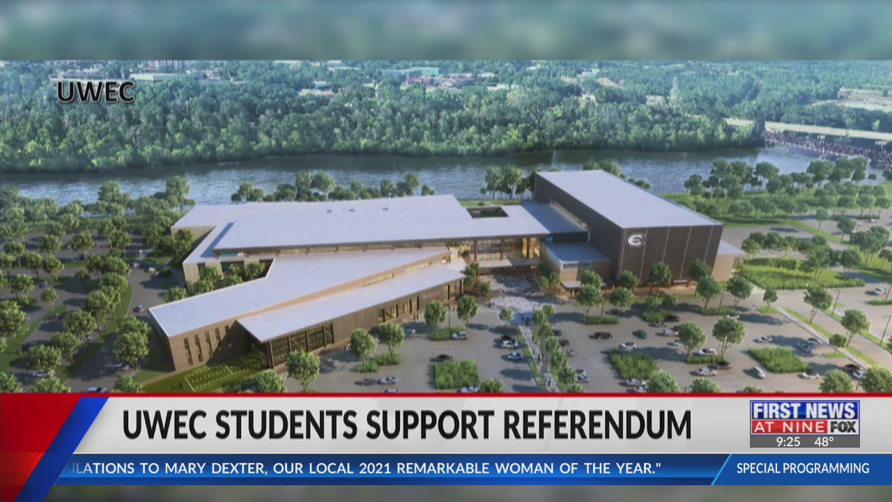 UW-Eau Claire students pass vote to financially support Sonnentag Complex