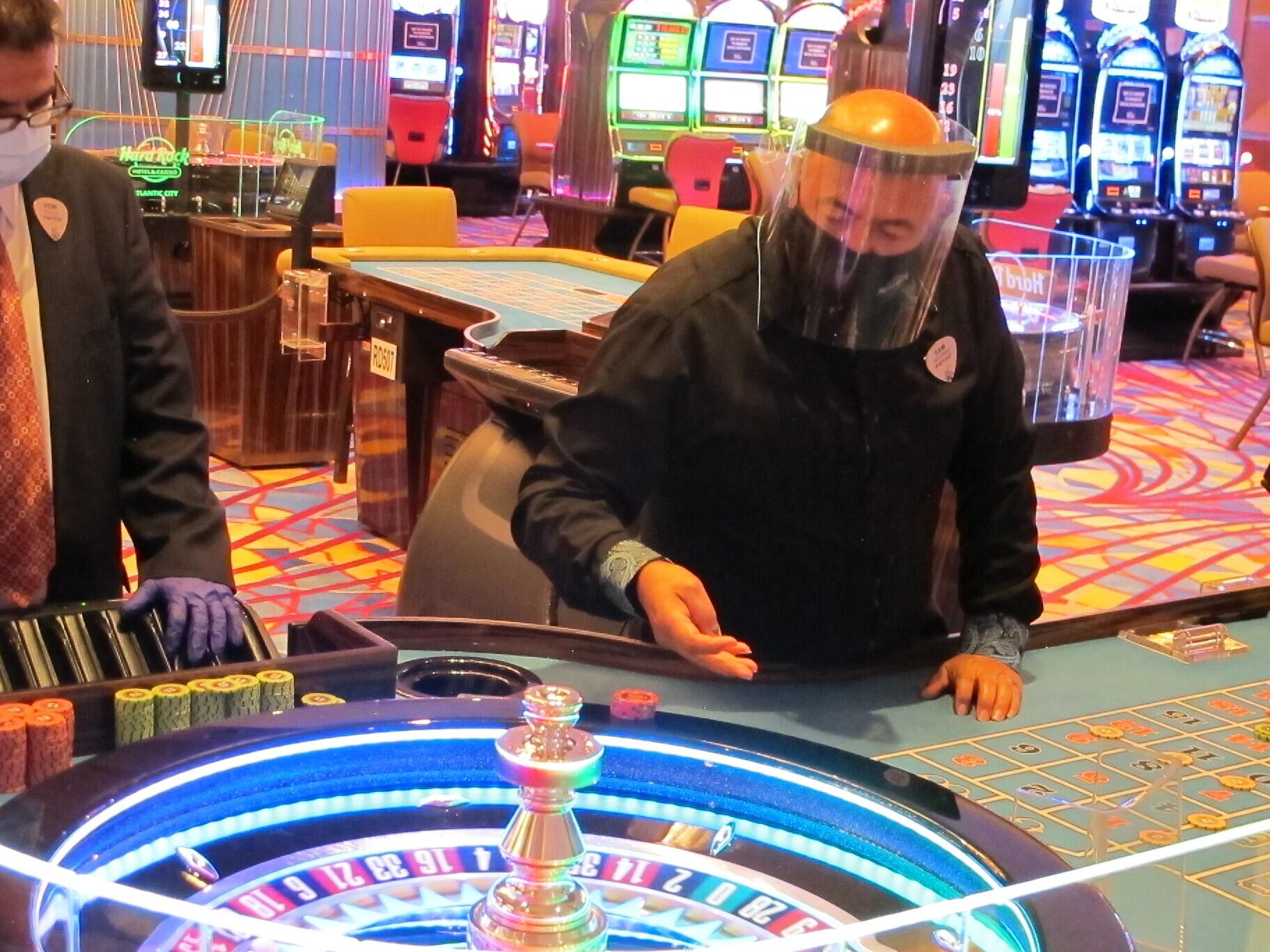 работа в лучших казино москвы