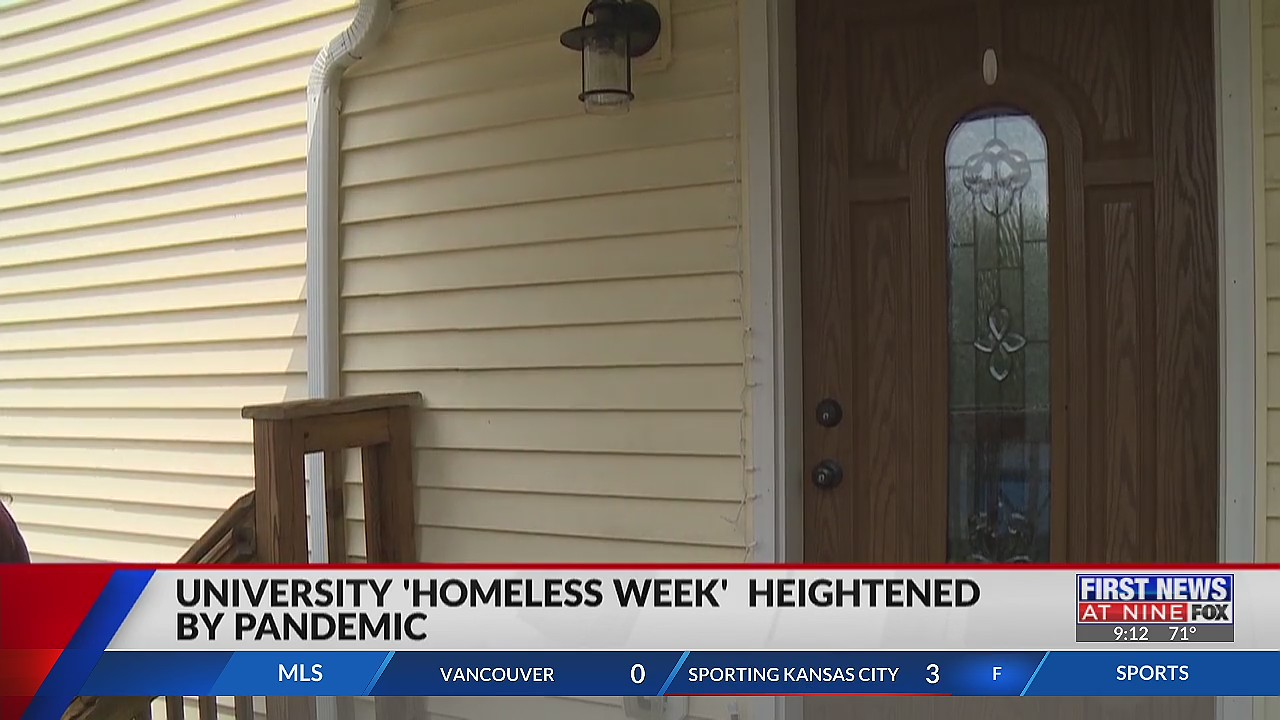 'Homeless Week' lengthens for UW-Eau Claire students amid pandemic