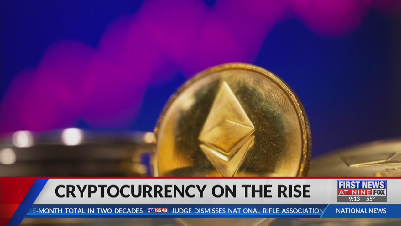 A closer look at cryptocurrency as an area business embraces the growing popularity