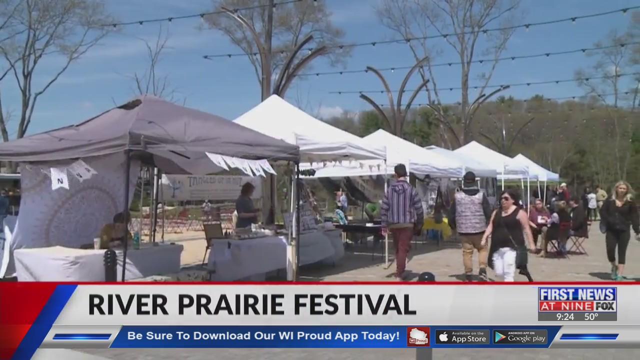 Altoona's River Prairie Festival 2021 kicks off May 8